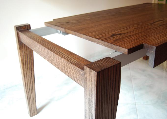 Antonio tavolo estensibile adele rotella - Guide per tavoli allungabili ...