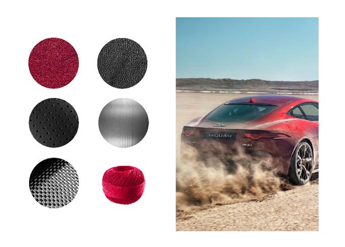 Super Performance. Colour&Material concept